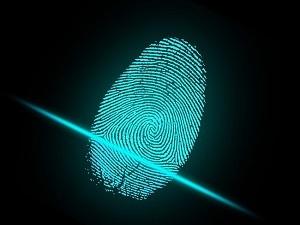 illuminated fingerprint