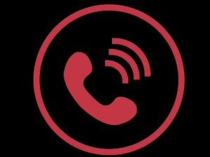 incoming phone call icon